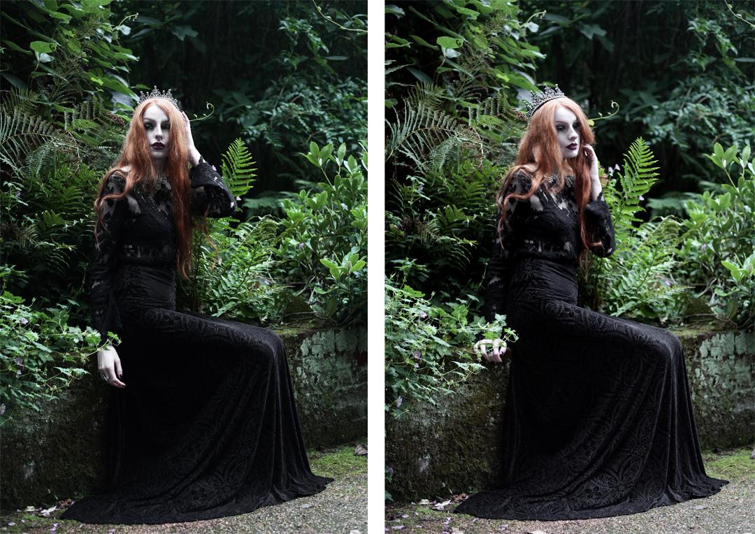 Olivia Emily Regalrose Regal Rose Halloween