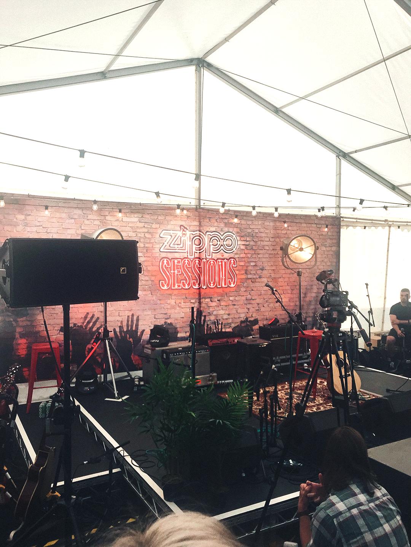 Olivia Emily Download Festival Zippo Sessions