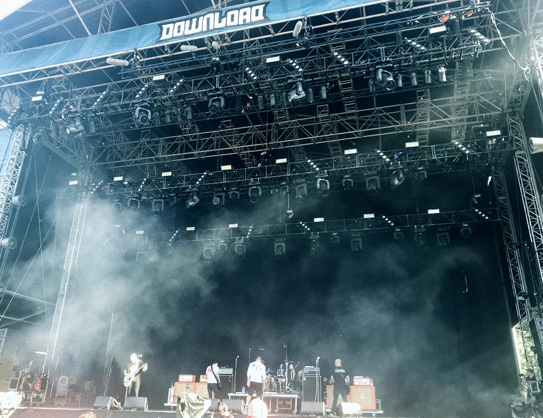 Olivia Emily Download Festival